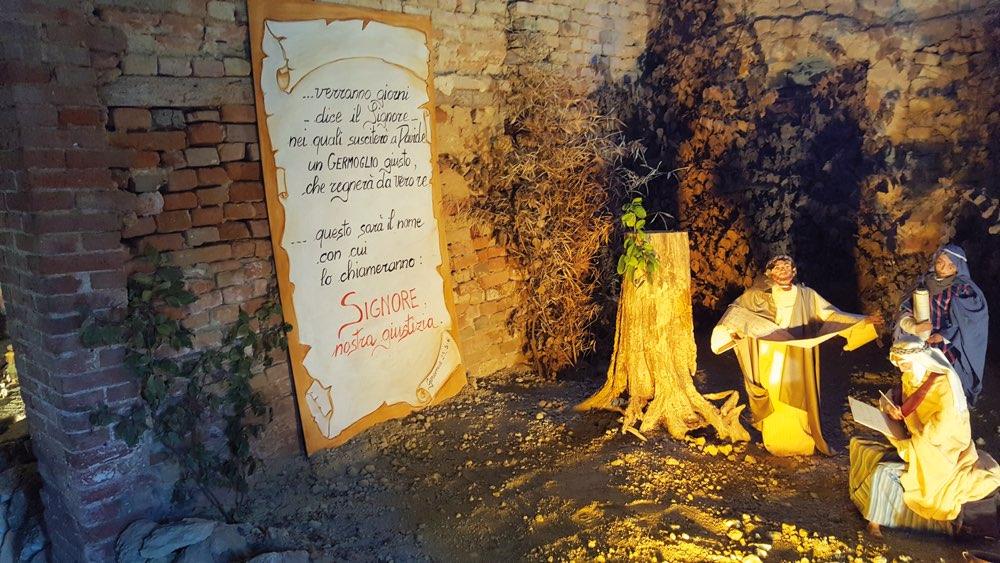 Presepe di Grana Monferrato