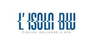 Isola blu piscine logo