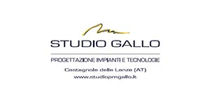 logo studio Gallo (Castagnole Lanze)